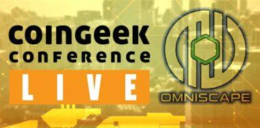 Omniscape CoinGeek Live 2020 sponsor spotlight