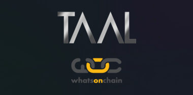 TAAL continues on its promise of expanding enterprise blockchain infrastructure service with acquisition of WhatsOnChain