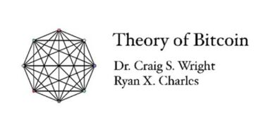 Theory of Bitcoin: Introduction to the Information Theory of Bitcoin