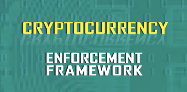 """US attorney general announces """"Cryptocurrency: An Enforcement Framework"""" report"""