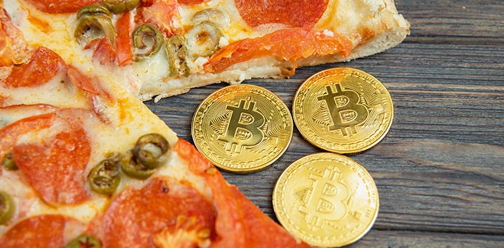 Why two pizzas selling for 10,000 Bitcoin is significant