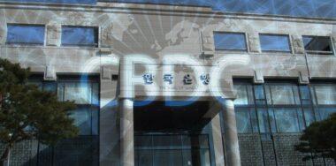 韩国央行计划明年开始CBDC试点发行