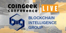 Blockchain Intelligence Group CoinGeek Live 2020 sponsor spotlight