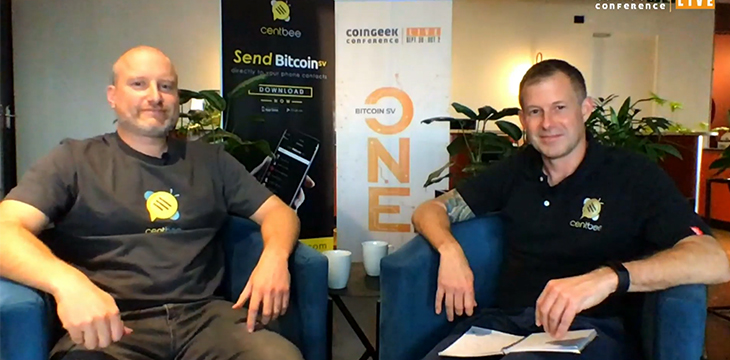 Centbee at CoinGeek Live 2020: Building a Bitcoin business in Africa
