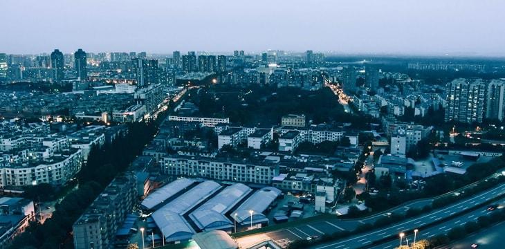 中国首届区块链产业博览会将在成都召开