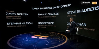 CoinGeek Live 2020: Bitcoin experts discuss state of BSV tokens
