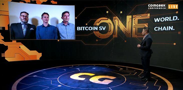 CoinGeek Live 2020: How Bitcoin SV provides data ledger for Internet of Things