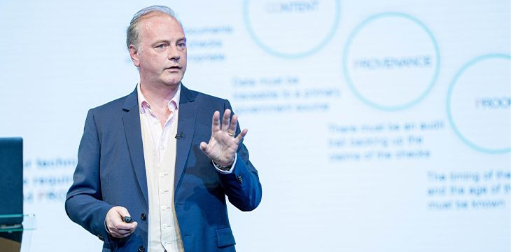CoinGeek Live: kompany brings real-time business KYC to Bitcoin SV