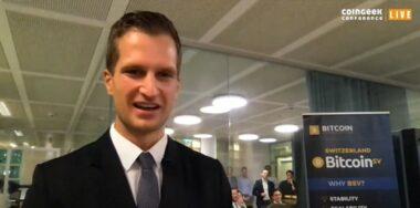 CoinGeek Live: Patrick Prinz向观众展示比特币协会位于楚格的总部
