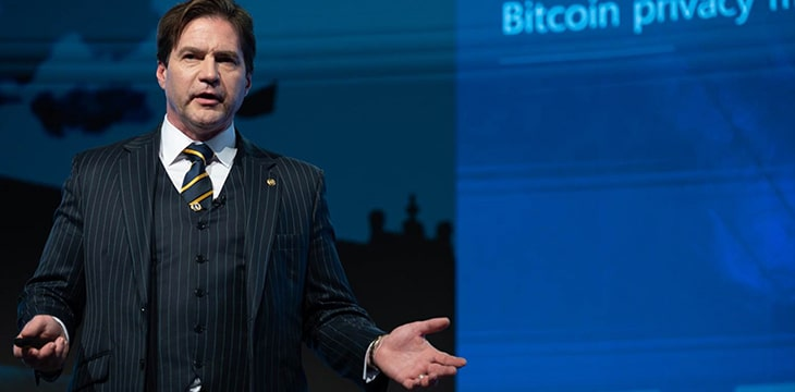 Craig Wright at CoinGeek Live: 'We want to validate the existence of a computation'