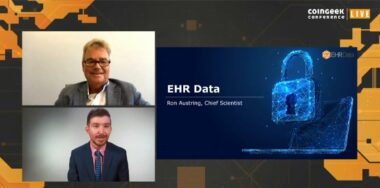 EHR Data presents vision for future of clinical healthcare data at CoinGeek Live 2020