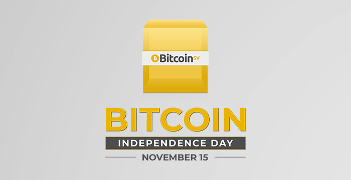 Happy Bitcoin Independence Day!