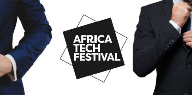 Lorien Gamaroff, Craig Wright, Jimmy Nguyen speaking at Africa Tech Festival