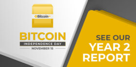 Original Bitcoin marches on 2 years since Independence Day