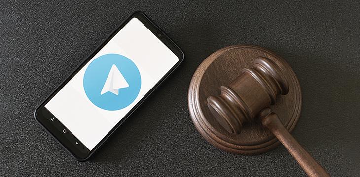Telegram to pay $625K in <bold>Gram</bold> trademark lawsuit