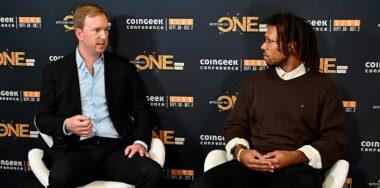 CoinGeek Backstage: Phillip Runyan and Dr. Robert Huber