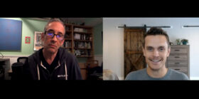 Douglas Rushkoff talks cyberpunks and Bitcoin with Isaac Morehouse on Streamanity