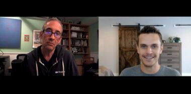 Douglas Rushkoff和Isaac Morehouse在Streamanity上谈论赛博朋克和比特币