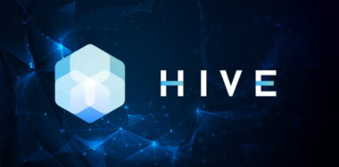 Hive Blockchain ramps up hardware inventory