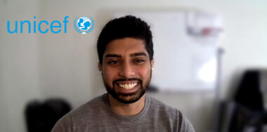Mehran Hydary: How UNICEF uses blockchain to map school connectivity around the world