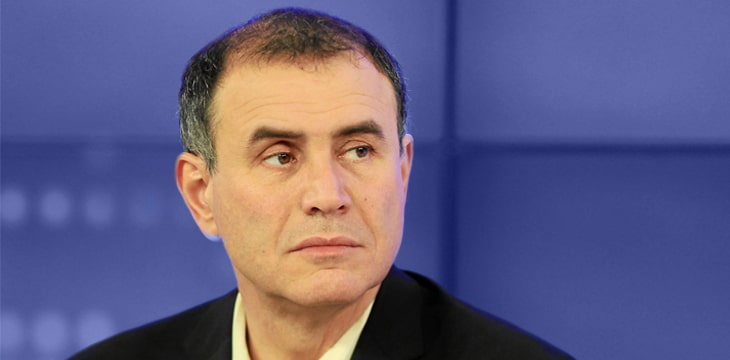 Nouriel Roubini is right about BTC