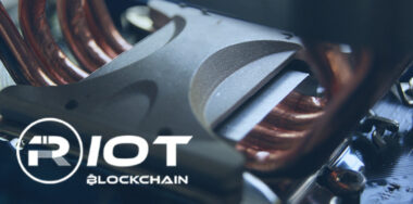 Riot Blockchain testing new immersion cooling system