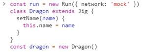 NFT (Non-fungible token) Code sample