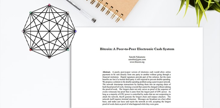 Theory of Bitcoin – the White Paper: Saving disk space and simplified payment verification