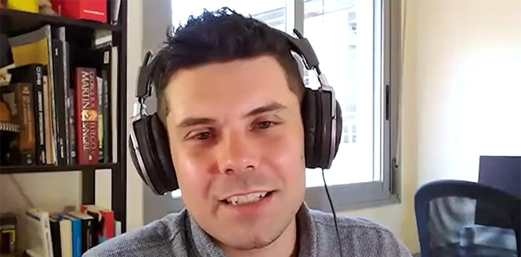 Alex Agut talks HandCash Connect, going keyless and more on Bitstocks podcast