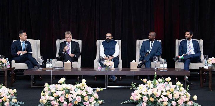 更好的政府与区块链的结合在迪拜Ritossa峰会上成为讨论焦点