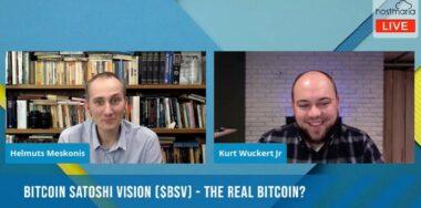 Kurt Wuckert Jr.在HostMaria上表示:比特币SV回归了中本聪的最初愿景