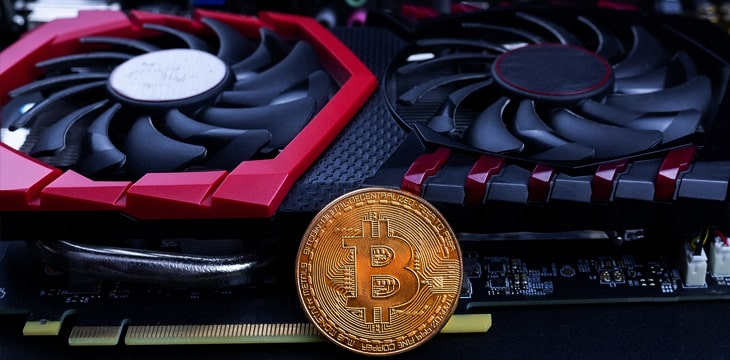 Mining difficulty on BTC network hits record high
