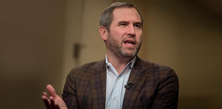 Ripple CEO speaks on SEC lawsuit