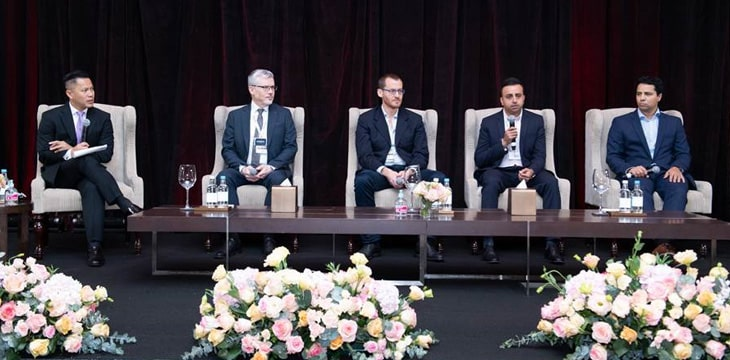 Ritossa Summit: <bold>Bitcoin</bold> SV enables better <bold>data</bold> management for enterprises