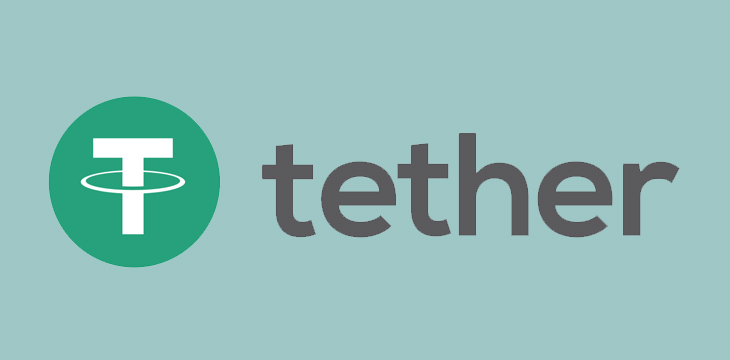 What is Tether backed by?