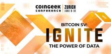 CoinGeek VII will take place in Zurich's Samsung Hall (June 8-10)