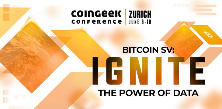 第七届CoinGeek大会将于6月8日至10日在苏黎世Samsung Hall举办