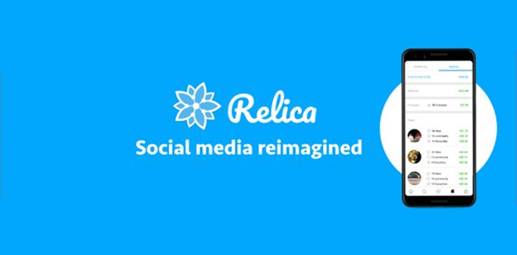 Image-sharing app Relica pays in BSV, and is now open to the public