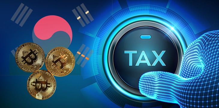 South Korea back on track to roll out 20% digital currency tax by 2022: report