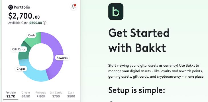 Bakkt launches Bakkt App