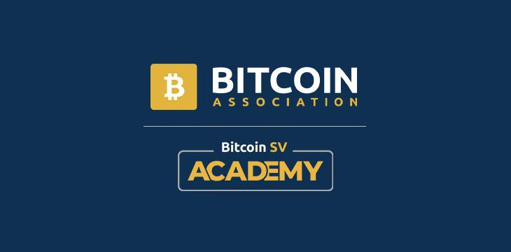 比特币协会在Bitcoin SV学院中启动了《比特币开发入门》线上课程