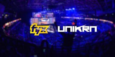 区块链电竞平台FYX与领先的电竞博彩运营商Unikrn合作打造下一代线上博彩产品
