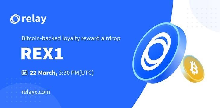 REX1: Bitcoin's first loyalty reward token?
