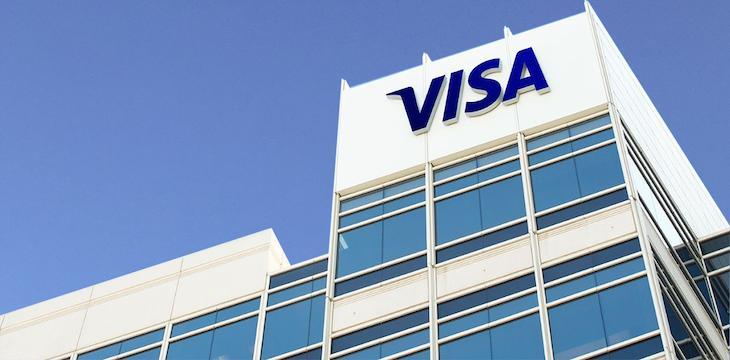 Visa settles payments in USDC stablecoin