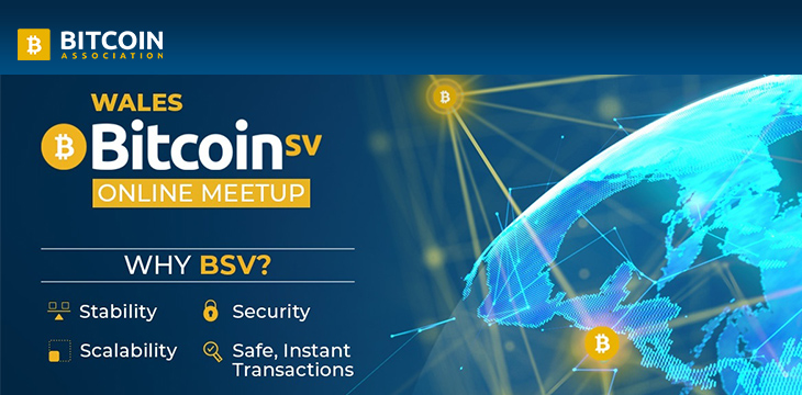 BSV Wales 'Bitcoin and Data' meetup: How blockchain improves lives of people on national scale