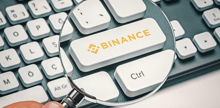 Binance under fire by European regulators for stock token offering