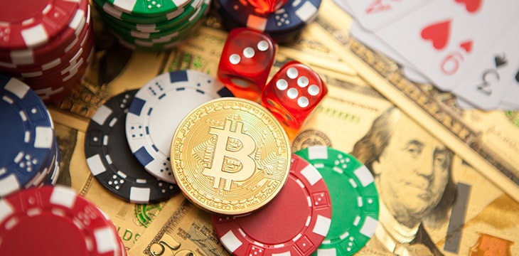 Bitcoin and gaming – Cashless casinos