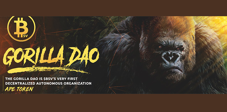On-chain voting launches on Gorilla DAO