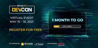 2021年比特币SV DevCon将于5月15日至16日举行,该活动旨在促进比特币区块链的发展