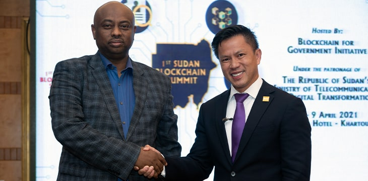 BSV's Blockchain for Government Initiative completes historic first official visit to the Republic of the Sudan